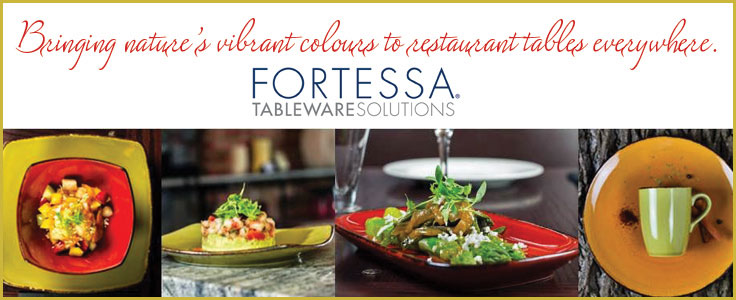 Fortessa Spice Collection is a great range of vibrant bowls plates and mugs